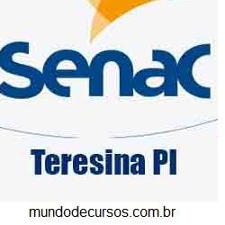 Cursos SENAC PI