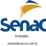 Cursos SENAC RR