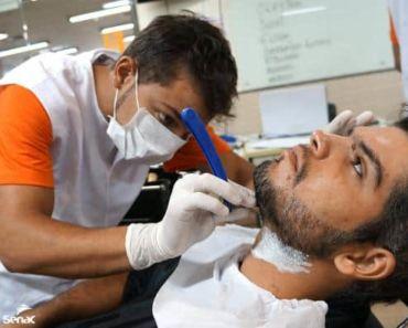 Curso de Barbeiro no SENAC