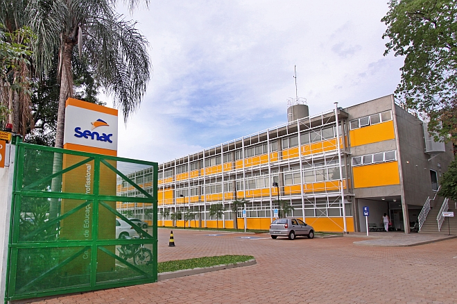 Cursos SENAC Araraquara 2019